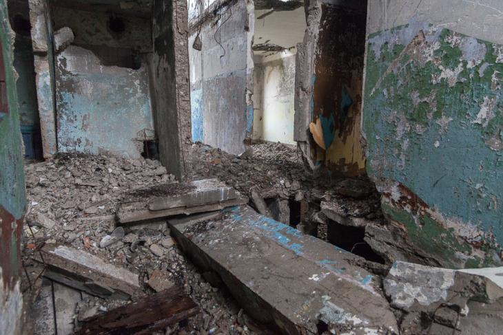 Kazakhstan - Chagan ghost town 013