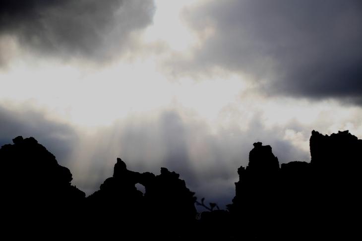 Iceland - North 093 - Dimmuborgir