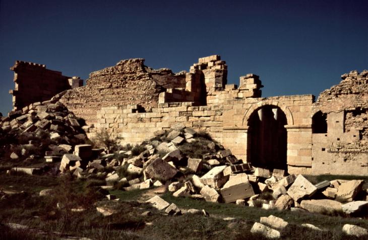 Libya - Leptis Magna 013