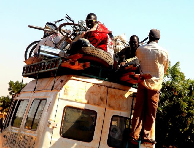Burkina Faso 013 - Kaya