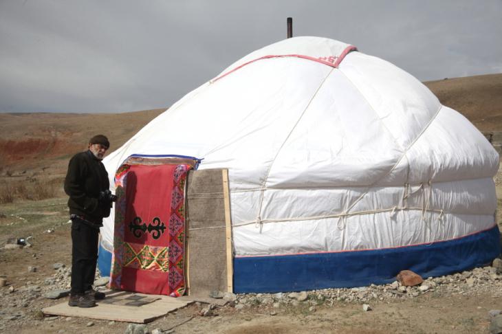 Russia - Altai 014 - Tydtuyaryk Camp