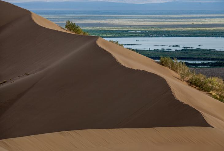 Kazakhstan - Altyn Emel 014 - Singing dunes