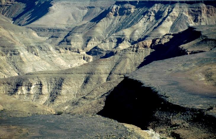Namibia - Fish River Canyon 014
