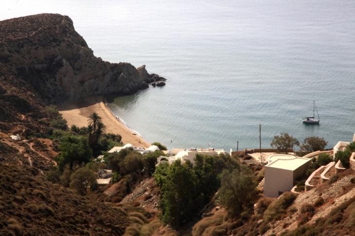 Greece - Anafi 014 - South - Klisidi beach