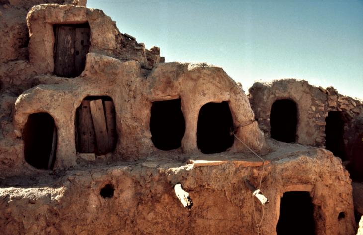 Libya - Ksar Nalut 014