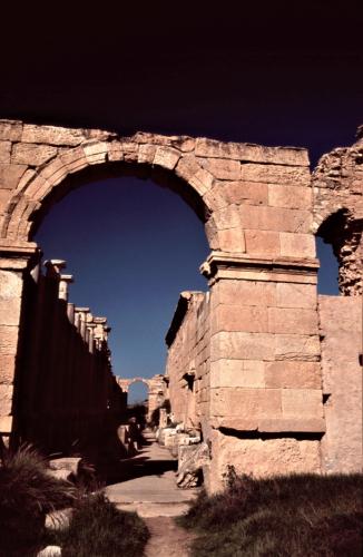 Libya - Leptis Magna 014