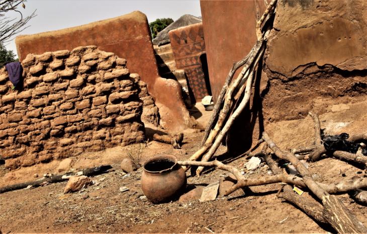 Burkina Faso -Tiebele 014