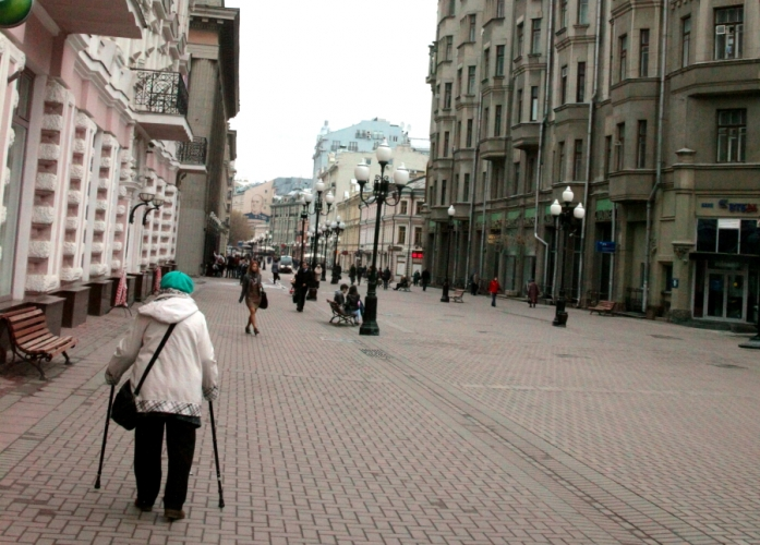 Russia - Moscow 015 - Arbat