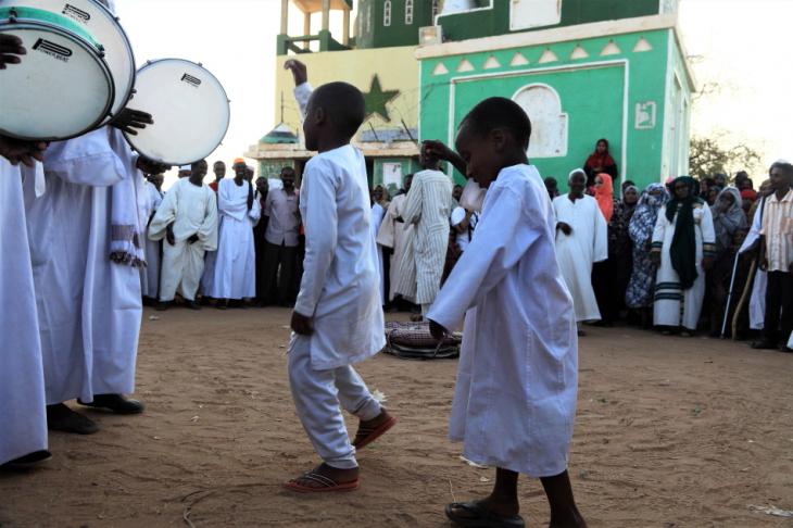 Sudan - Dervish ceremony 015