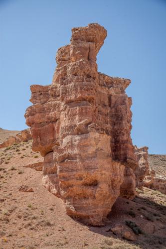 Kazakhstan - Charyn canyon 015