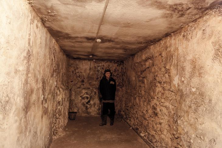 Kazakhstan - Karlag Museum in Dolinka 015 -  Prison reconstitution