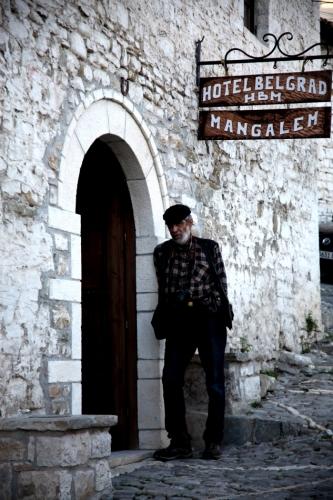 Albania - Berat 015 - Mangalem quarter