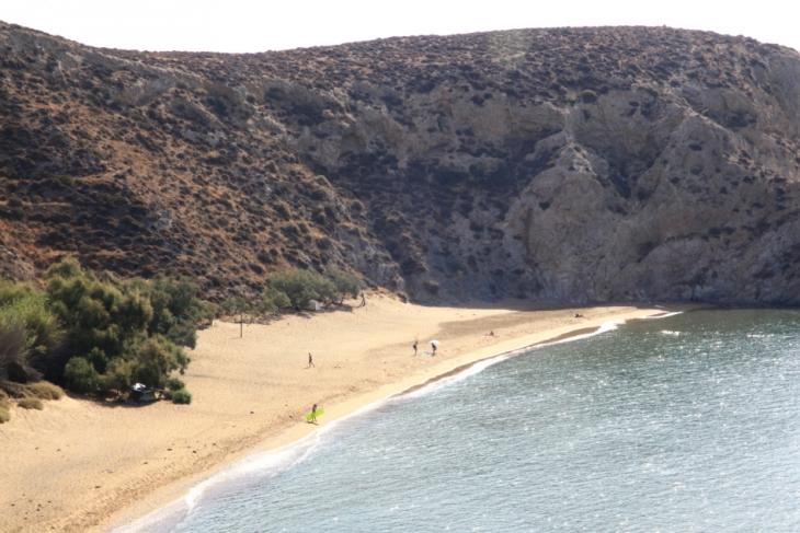 Greece - Anafi 015 - South -Klisidi beach