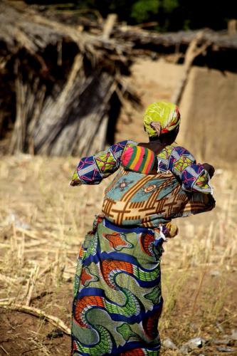 Burkina Faso - Falaise du Gobnangou 015