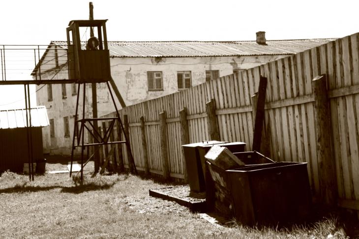 Russia - Gulag Perm-36 - 016