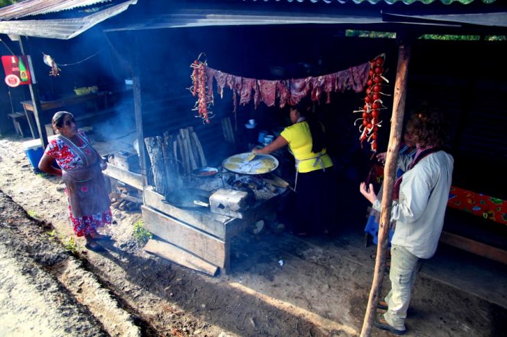 Mexico - San Cristobal surroundings 016