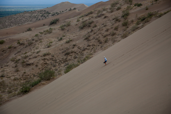 Kazakhstan - Altyn Emel 016 - Singing dunes