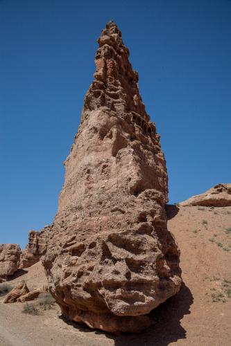 Kazakhstan - Charyn canyon 016