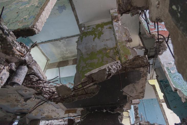 Kazakhstan - Chagan ghost town 016