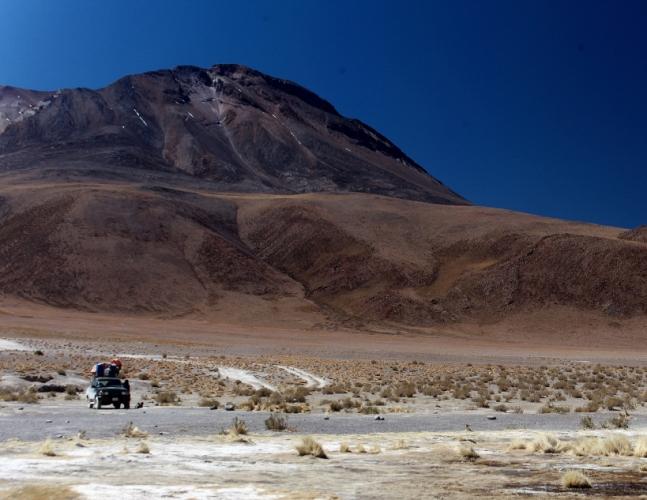 Bolivia - Itinerary Sur Lipez-Tupiza 016 / Laguna Canapa