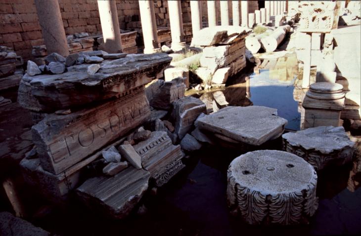 Libya - Leptis Magna 016