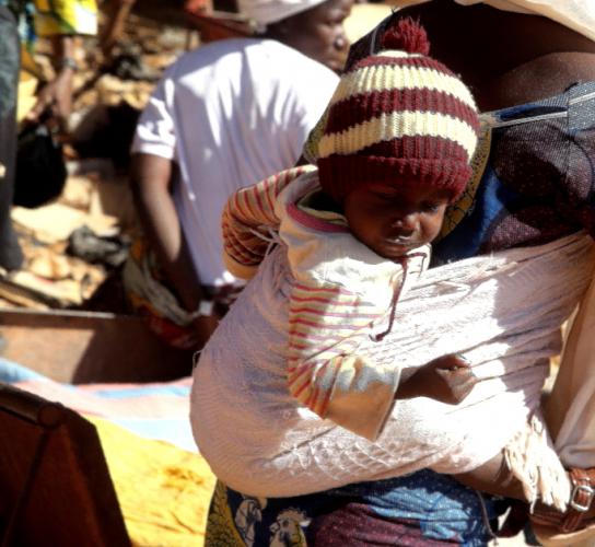 Burkina Faso 016 - Market near Kaya