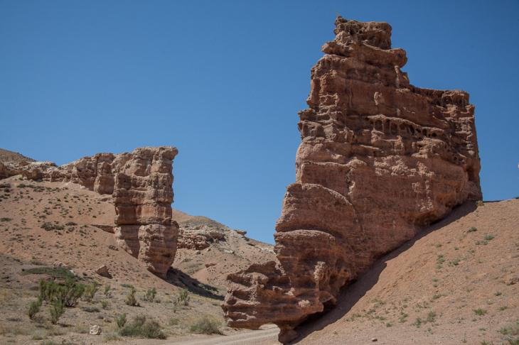 Kazakhstan - Charyn canyon 017