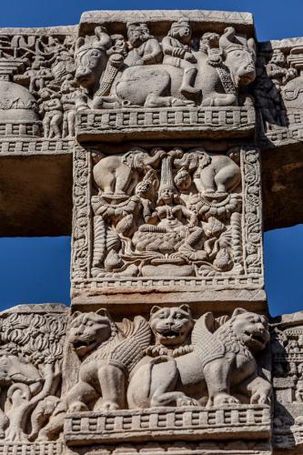 India - Madhya Pradesh - Bhopal surroundings 017 - Sanchi