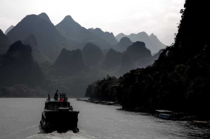 China - Guangxi 017 - Li River