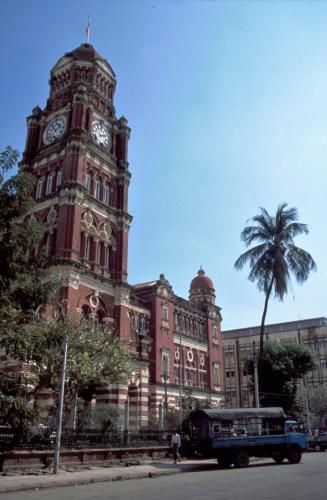 Myanmar - Yangon 017