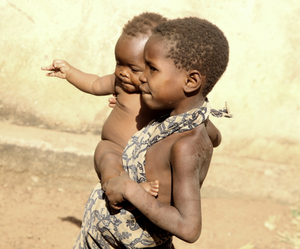 Burkina Faso 017 - Gan's village