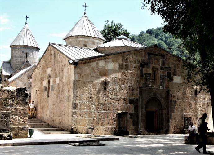Armenia 018 - Haghartsin