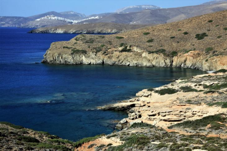 Greece - Astypalaia 018 - On the road to Maltezana