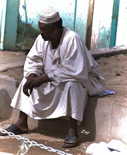 Sudan 018 - Dongola town