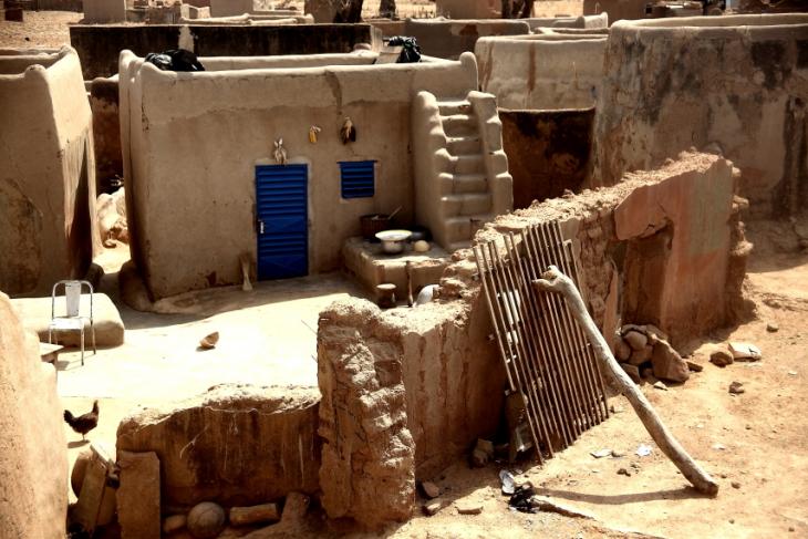 Burkina Faso -Tiebele 018