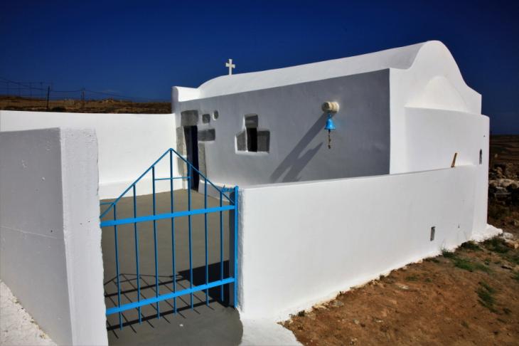 Greece - Astypalaia 019 - On the road to Maltezana