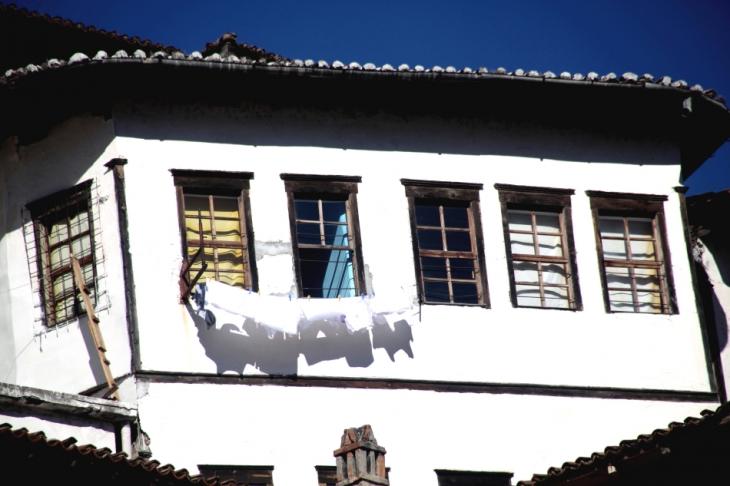 Albania - Berat 019 - Mangalem quarter