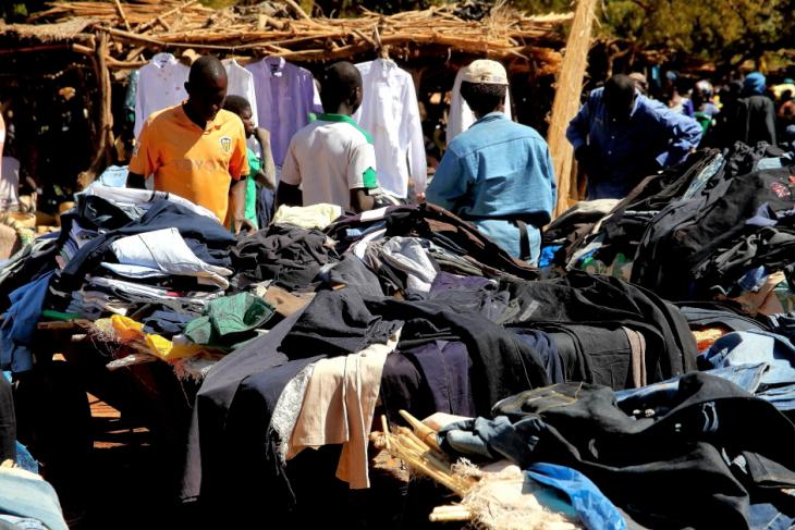 Burkina Faso 019 - Market near Kaya