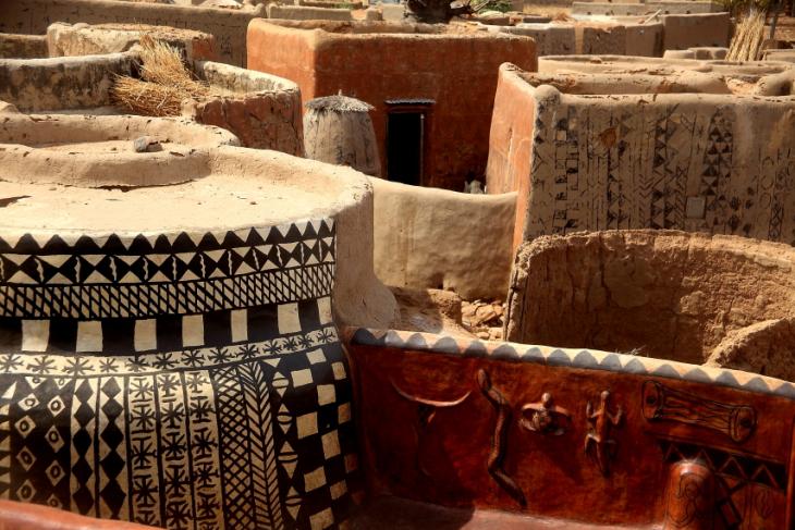 Burkina Faso -Tiebele 019