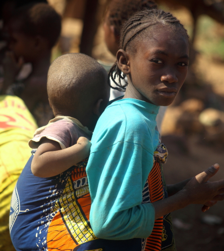 Burkina Faso 019 - Gan's village