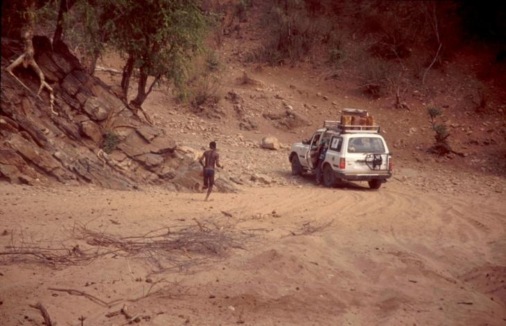Ethiopia - South 151 - Karo tribe