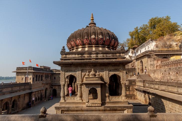 India - Madhya Pradesh - Maheshwar 020