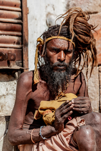 India - Madhya Pradesh - Omkareshwar 020