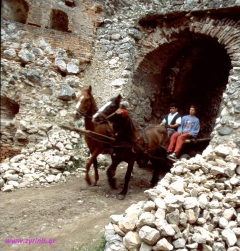 Romania - Rasnov 020 - The castle