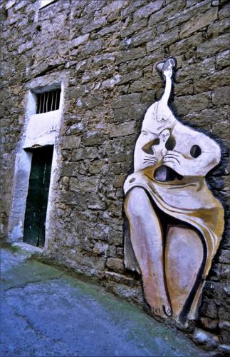 Italy - Orgosolo 020