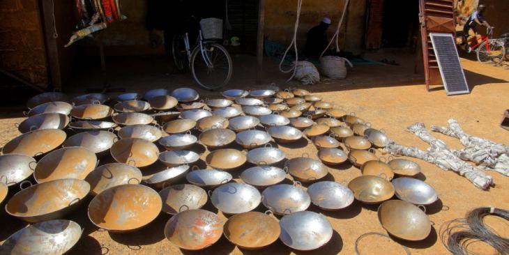 Burkina Faso 020 - Market near Kaya