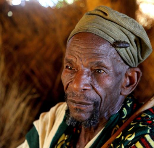 Burkina Faso - Falaise du Gobnangou 020