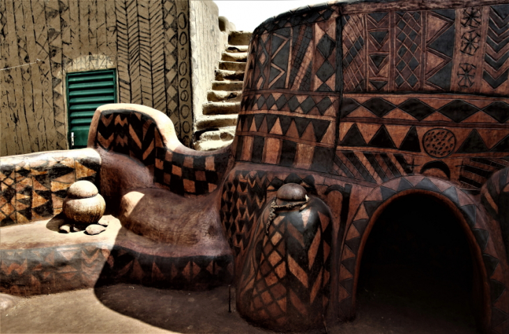 Burkina Faso -Tiebele 020
