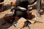 Burkina Faso - Gaoua 020 - Witch doctor's village