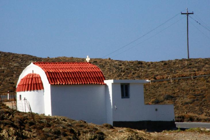 Greece - Astypalaia 021 - On the road to Maltezana